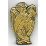 Book of Kells Angel wall plaque